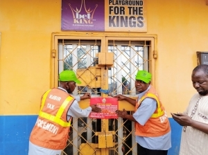 Kaduna govt shuts down Bet9ja, Access Bet, King bet, others' offices