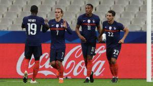 France 4 -  2 Croatia (UEFA Nations League) Highlights
