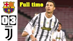 Barcelona vs Juventus 0 - 3 | UCL All Goals And Highlights (08-12-2020)