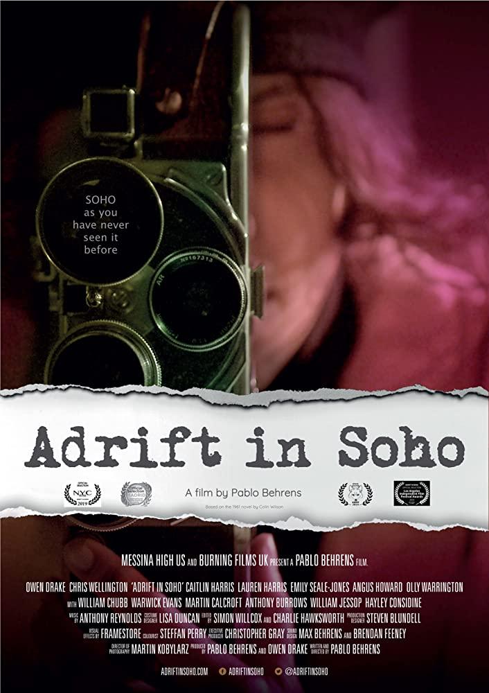 Adrift in Soho (2019) (Movie)