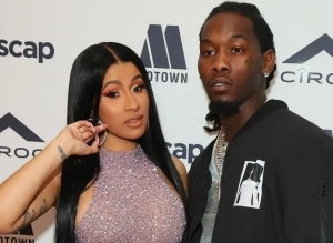 Offset Gifts Wife, Cardi B A Mansion On Her 29th Birthday (Video)
