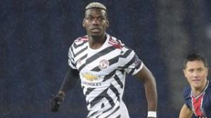 PSG fans tell Man Utd star Pogba: We don
