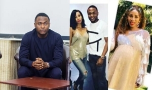 Ubi Franklin and His 3rd Babymama, 4th Babymama Drama Continues