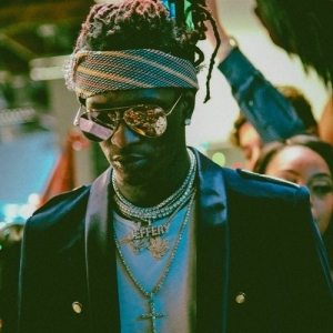 Young Thug – Ashin The Blunt ft. 6LACK