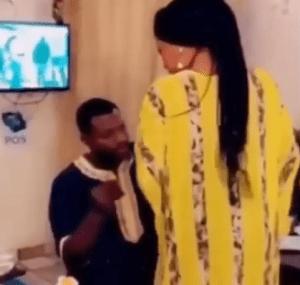 Nigerian lady turns down her boyfriend
