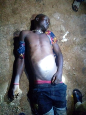 DSS Official Allegedly Kills A Teenage Boy Who Tried To Rescue A Drunk In Abuja (Photos)