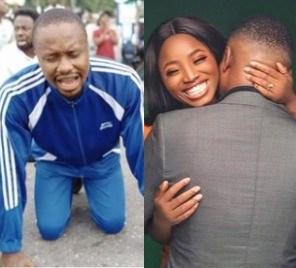 Nigerian OAP set to wed man she met at #ENDSARS prayer walk in Uyo