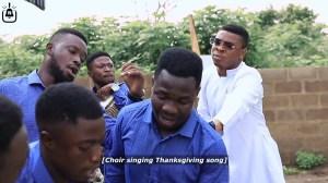 Woli Agba – Temperament Sunday [Sunday Service] (Comedy Video)