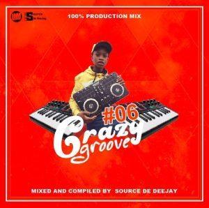 Source De DeeJay – Crazy Groove vol 06 (100% Production)