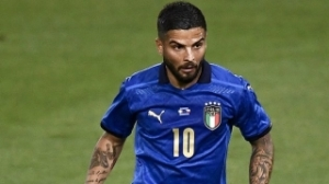 Napoli ace Insigne thrilled to score in opening Italy triumph
