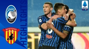 Atalanta vs Benevento 2 - 0 (Serie A Goals & Highlights 2021)