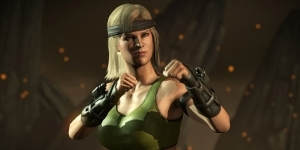 Mortal Kombat Sonya Blade Actress Puts On Costume 25 Years Later