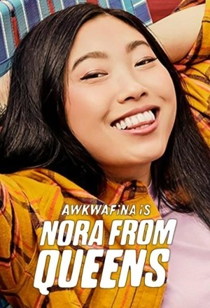 Awkwafina Is Nora From Queens S02E06