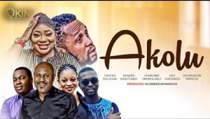 AKOLU (2020 Latest Yoruba Movie)