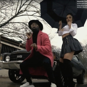 Jimmy Hustle – Parked Outside