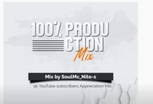 soulMc Nito-s – 100% Production Mix (9k Appreciation Mix)