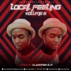 Classified Djy – Local Feeling vol 5 Mix