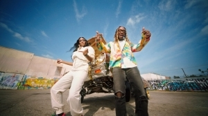 Ty Dolla $ign - By Yourself ft. Bryson Tiller, Jhené Aiko & Mustard (Video)