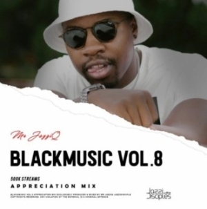 JazziDisciples – BlackMusic Vol.8 mixed by Mr. JazziQ