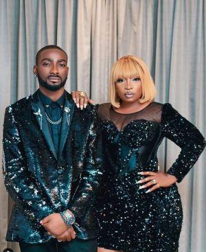 Anita Joseph's Husband Tells Nollywood Stakeholders To Ensure Her Marital Surname