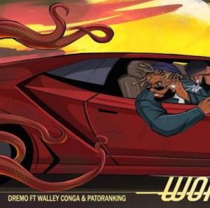 Dremo – Wonder (Remix) Ft. Patoranking x Walley Conga