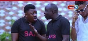 Akpan and Oduma - SARS VS SAX (Comedy Video)