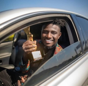 Nasty Blaq Crowned Comedian Of The Year Award (Photos/Video)