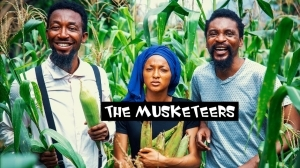 Yawa Skits  - The Musketeers [Episode 109] (Comedy Video)