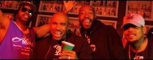 Daz Dillinger & N.O.R.E. Feat. Kurupt & Capone - Guidelines (Video)