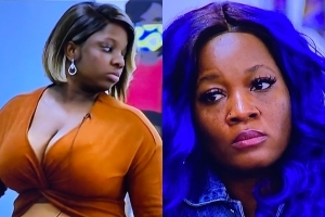 """#BBNaija: """"Dorathy Told Me She Will Put Me Up For Eviction So I Don't Care About Her Anymore"""" – Lucy"""