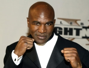 American Professional Boxer Evander Holyfield Biography & Net Worth (See Details)