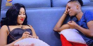BBNaija: Laycon And Erica Reconcile Before Start Of New Season