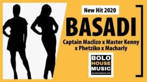 Captain Maclizo, Master Kenny, Macharly & Phetziko – Basadi