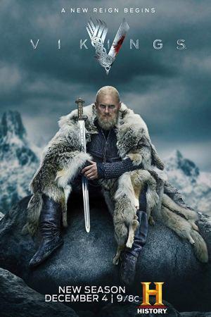 TV Series: Vikings S06 E09 - Resurrection