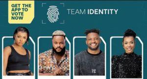 BBNaija: Team Identity Wins N1 Million In YouID Task