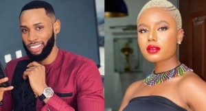 BBNaija: I Will Like To Have An Affair With Nancy Isime – Emmanuel Reveals