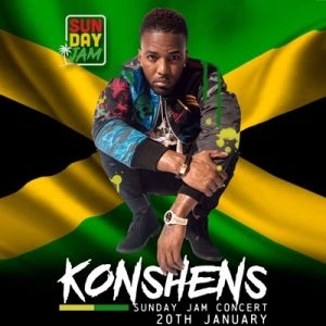 Best of Konshens DanceHall Mixtape (Greatest Hits)