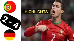 Portugal vs Germany 2 - 4  (EURO 2020 Goals & Highlights)