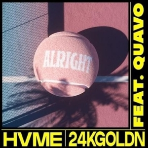 HVME & 24kGoldn Ft. Quavo – Alright (Instrumental)