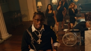 Young Thug - Take it to Trial Ft. Gunna & Yak Gotti (Video)