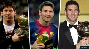 Messi Can Win His Seventh Ballon d'Or At Man Utd Or City – Rooney