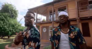 Rudeboy agrees To Sarkodie's Call Of Banning Timaya's Hit Song 'I Can't Kill Myself' (See his reaction)