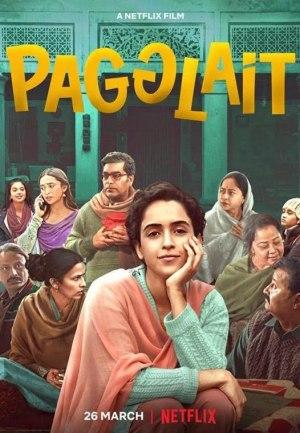 Pagglait (2021) (Hindi)
