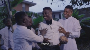 Woli Agba – Service In The Forest (Comedy Video)