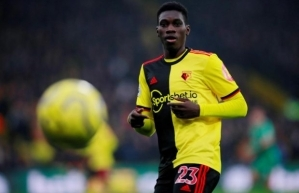 Manchester United May Reportedly Move For Watford Attacker Ismaila Sarr