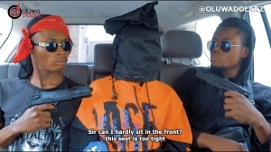 Oluwadolarz – The Kidnap (Comedy Video)