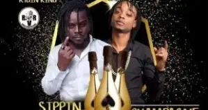 Rygin King – Sippin Champagne ft. Jupitar