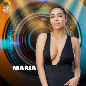 #BBNaija 2021: Maria Dares WhiteMoney To Toast Her (Video)