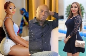 Drama As Ned Nwoko's Moroccan Wife Unfollows Her Husband And Regina Daniels On Instagram