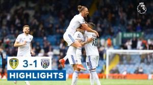 Leeds United vs West Brom 3 − 1 (Premier League Goals & Highlights 2021)